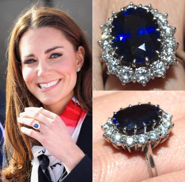 kate-split1-z Top 10 Non-Diamond Engagement Ring Types for a More Unique Proposal
