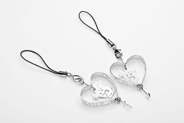 koala_cell_phone_charm_pair_by_melinajewelry-d5wmupv Mobile Phone Charms to Renew Your Mobile Phone