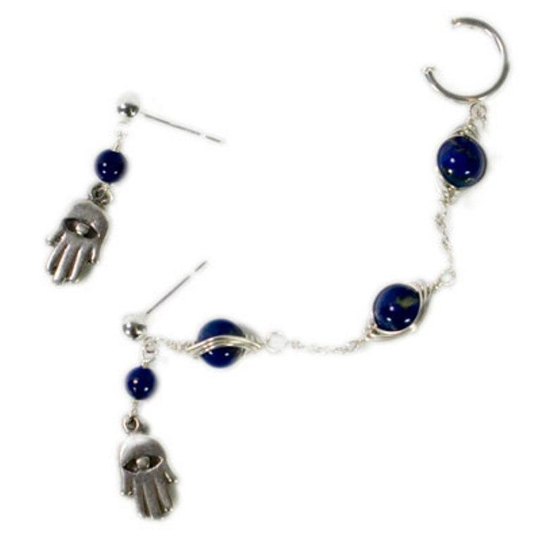 lap_hamsa_slave.400 Slave Earrings For Catchier Ears & Fashionable Styles ...