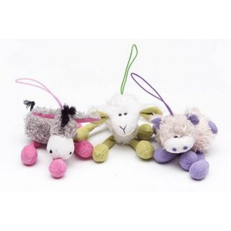 leggies Mobile Phone Charms to Renew Your Mobile Phone