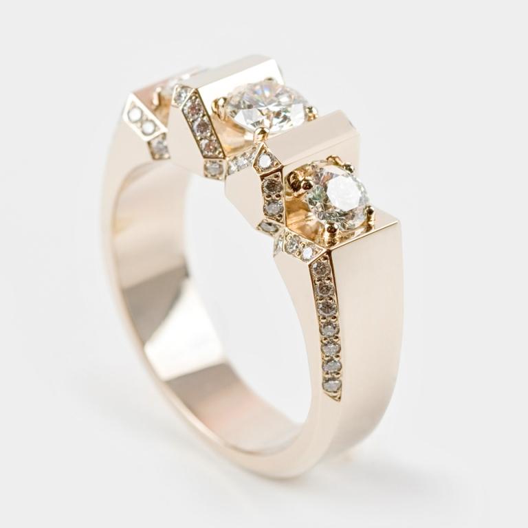 men-diamond-ring Men's Diamond Rings for More Luxury & Elegance