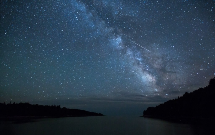 meteor_Jack_Fusco_Photography_Acadia_Natinal_Park_Maine Top 4 Facts about the Perseid Meteor Shower