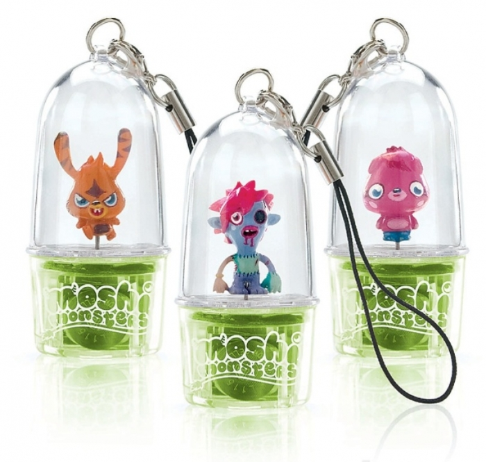 moshimonsters1 Mobile Phone Charms to Renew Your Mobile Phone