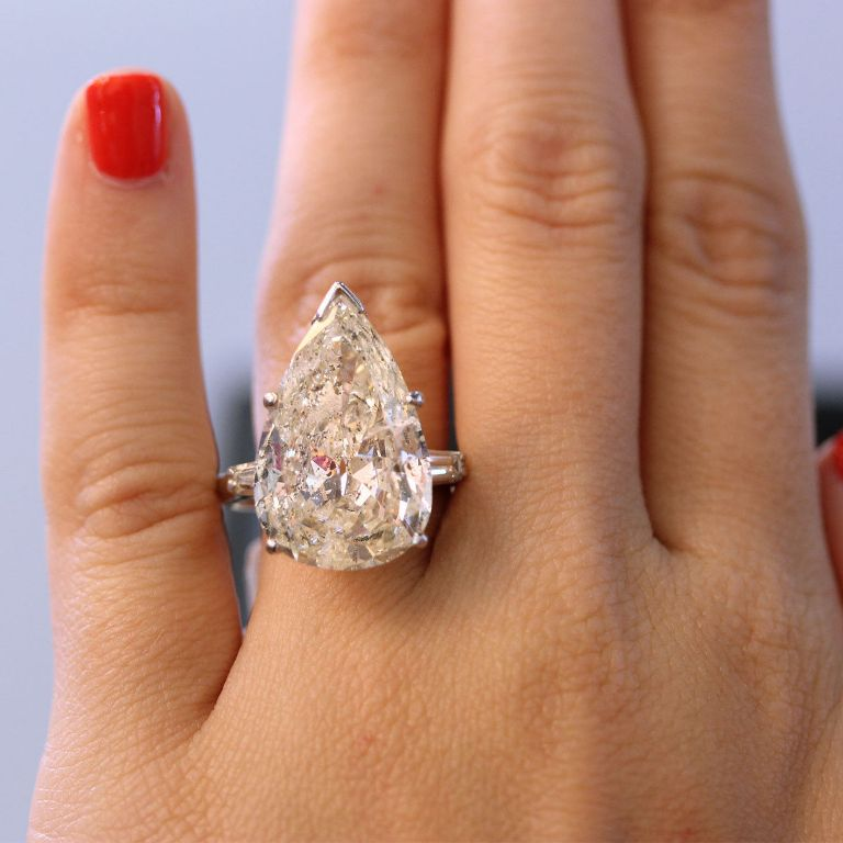 most-expensive-engagement-ring-ever-sold-1 How to Select the Best Engagement Ring
