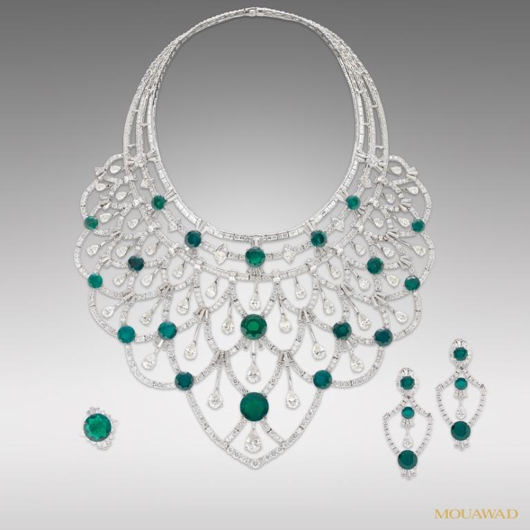 mouawad-diamond-emerald-jewelry-jul03 Do You Know Your Zodiac Gemstone?