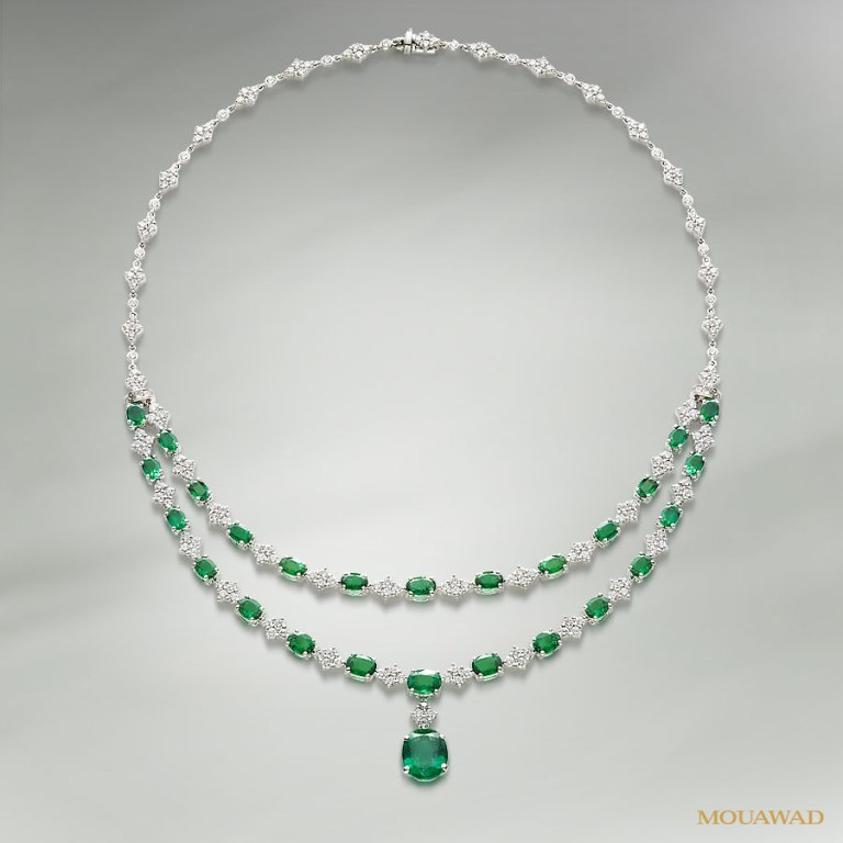 mouawad-diamond-emerald-neckalace-jun24 Do You Know Your Zodiac Gemstone?