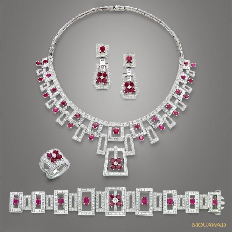 mouawad-diamond-ruby-jewelry-oct101 Do You Know Your Zodiac Gemstone?
