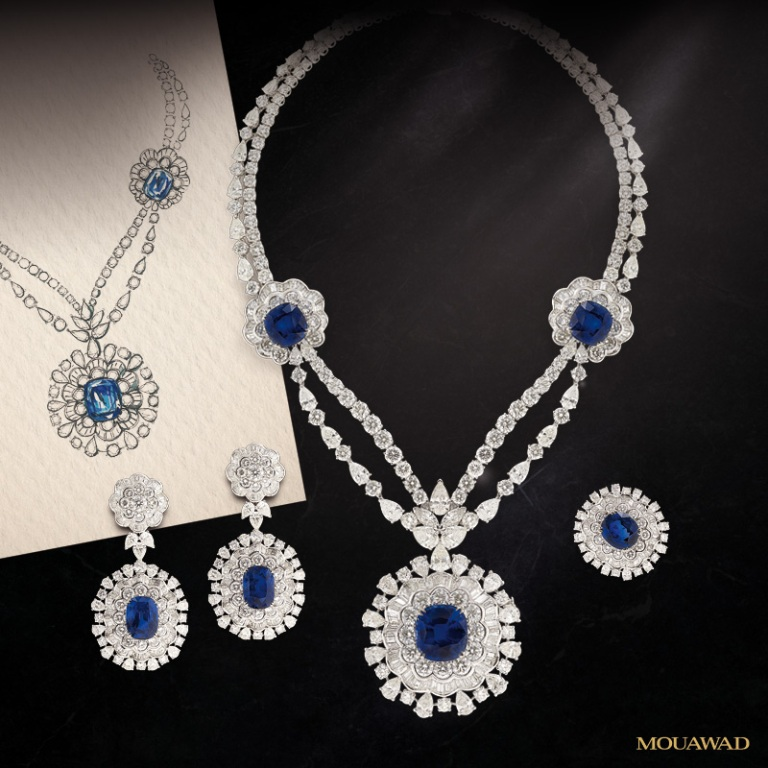 mouawad-diamond-sapphire-jewelry-dec30 Do You Know Your Zodiac Gemstone?
