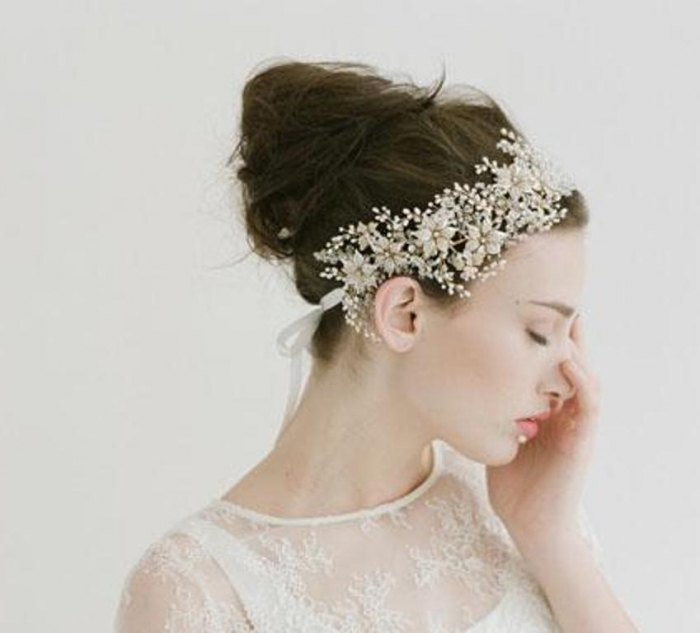 """myra-callan-bridal-and-twigs-honey-2014-collections-900-int """"Wedding Headbands"""" The Best Choice for Brides, Why?!"""
