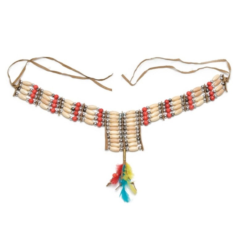 native-american-beaded-choker Exclusive 6 Facts about Religious Jewelry?
