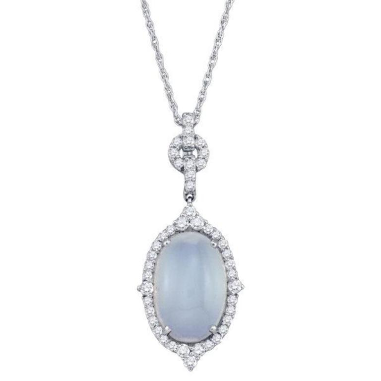 necklaces-20120412786 Moonstone Jewelry Offers You Fashionable Look & Healing properties