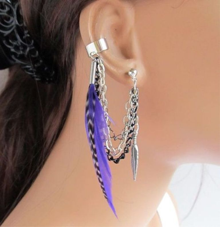 original Slave Earrings For Catchier Ears & Fashionable Styles ...
