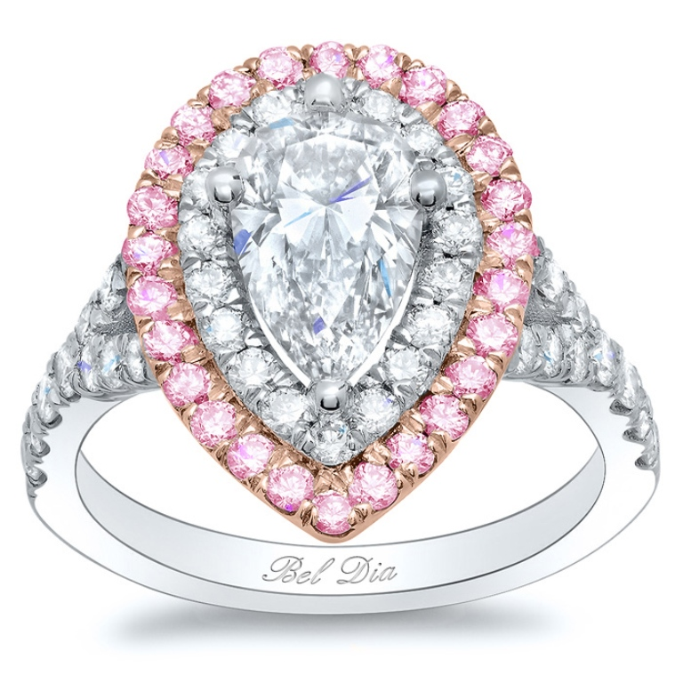 pink-diamond-engagement-ring Most Famous Romantic & Unique Jewelry with Pink Diamonds