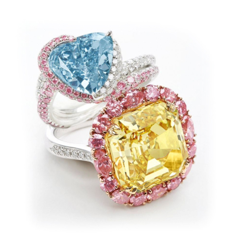 pink-diamond-heart-ring-mfyexvm8 Most Famous Romantic & Unique Jewelry with Pink Diamonds