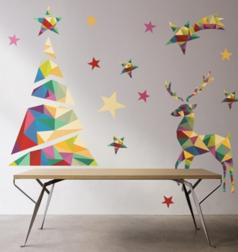 pixers-xmas-tree-mosaic The Latest & Hottest Christmas Trends for 2015
