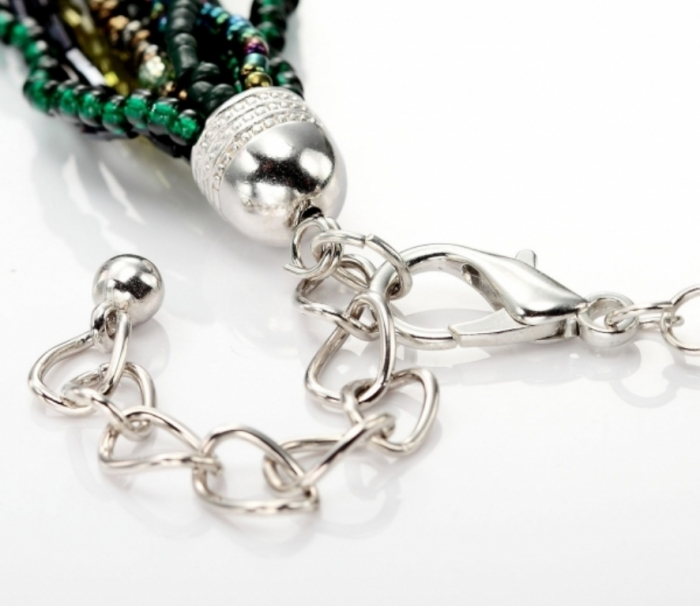 silver-lobster-claw-clasp-bead-necklaces-seed-bead-necklace-multi-strand-bead-necklaces-handmade-beaded-necklace-charm-beaded-necklaces-okajewelry.com-685024 Top 7 Types of Necklace Clasps
