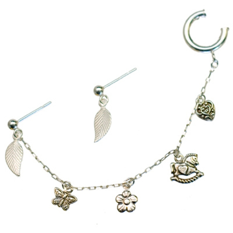 slave_charm.400 Slave Earrings For Catchier Ears & Fashionable Styles ...