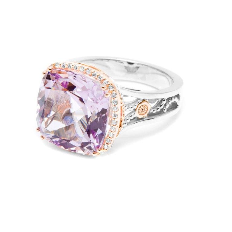 "tacori-rose-gold-diamond-rings-ic5iboap Top 10 Facts of Tacori Jewelry ""The Jewel of Rich, Famous & Stars"""