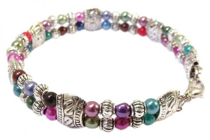 tibetan Create Unique & Fashionable Jewelry Using Tibetan Silver Beads