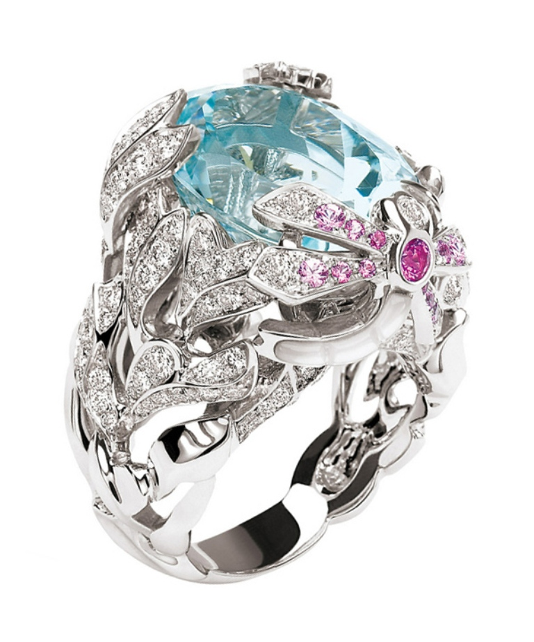 topaz-engagement-ring-meaning Top 10 Non-Diamond Engagement Ring Types for a More Unique Proposal