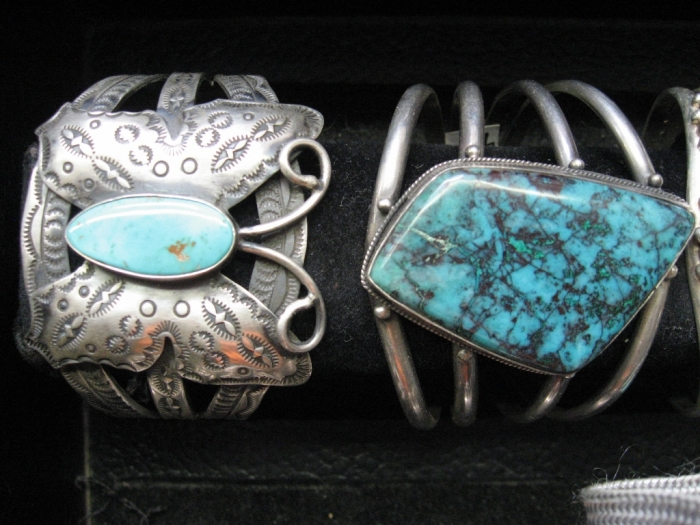 "turquoise-jewelry Turquoise jewelry "" The Stone of the Sky & Earth"""