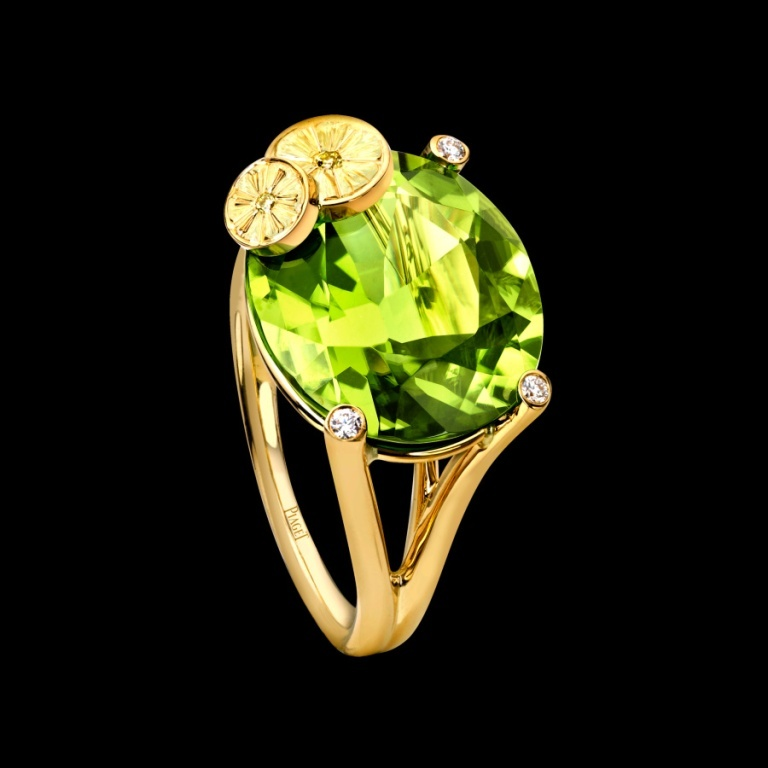 v11 Most Exclusive Peridot Jewelry that Shines Even at Night
