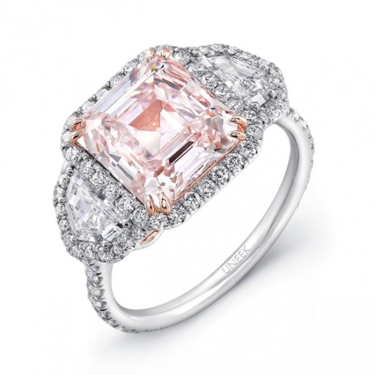 vintage-pink-diamond-wedding-rings Most Famous Romantic & Unique Jewelry with Pink Diamonds