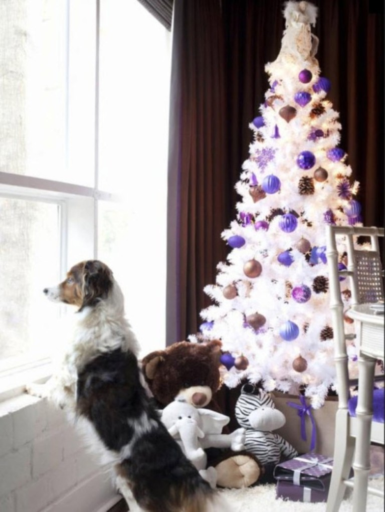 violet_christmas 24 Latest & Hottest Christmas Trends for 2021