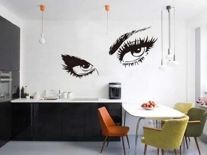 wall-art-stickers-for-living-room Forecasting--> 25+ Hottest Trends in Home Decoration 2019