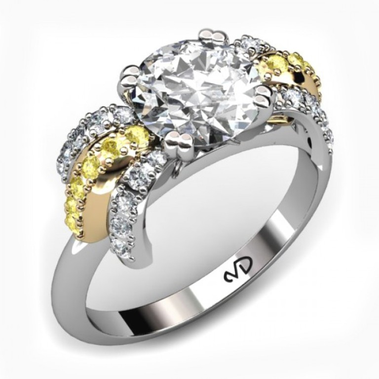 yellow-diamond-engagement-ring-belluno-1_2 The Rarest Yellow Diamonds & Their Breathtaking Beauty