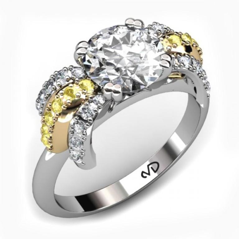 yellow-diamond-engagement-ring-belluno-1_2 The Rarest Yellow Diamonds & Their Breathtaking Beauty