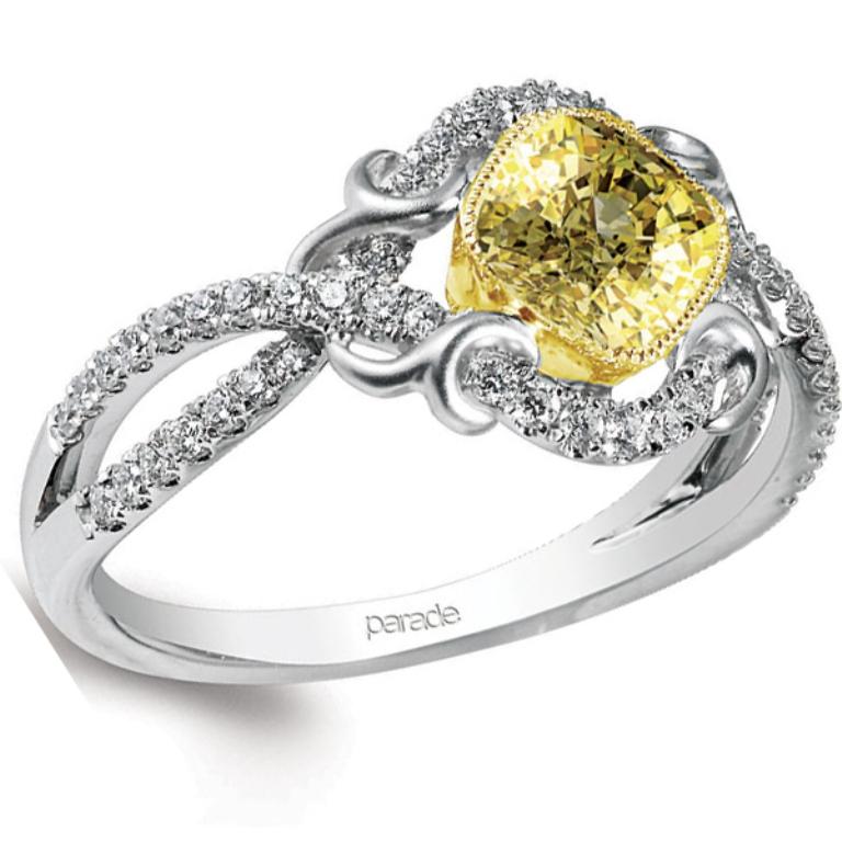 yellow-diamond-engagement-rings-designs The Rarest Yellow Diamonds & Their Breathtaking Beauty