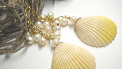 Photo of Seashell Jewelry as a Natural Gift