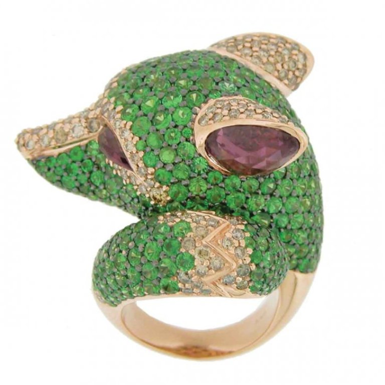 zorab-green-ec603 10 CRITICAL Differences between 10K, 14K, 18K & 24K Gold Jewelry?