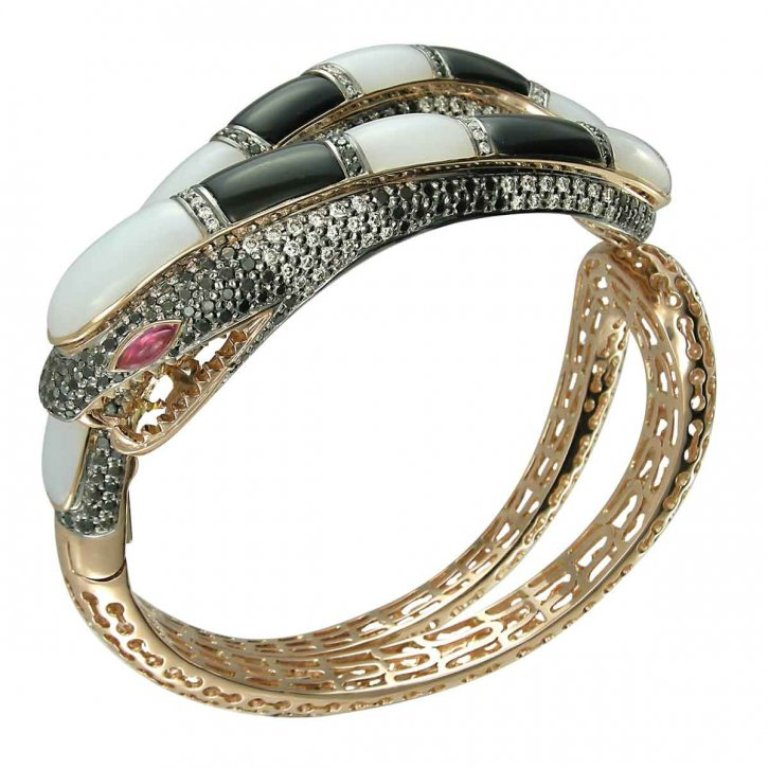 zorab-snake-bangel-29c7e 10 CRITICAL Differences between 10K, 14K, 18K & 24K Gold Jewelry?