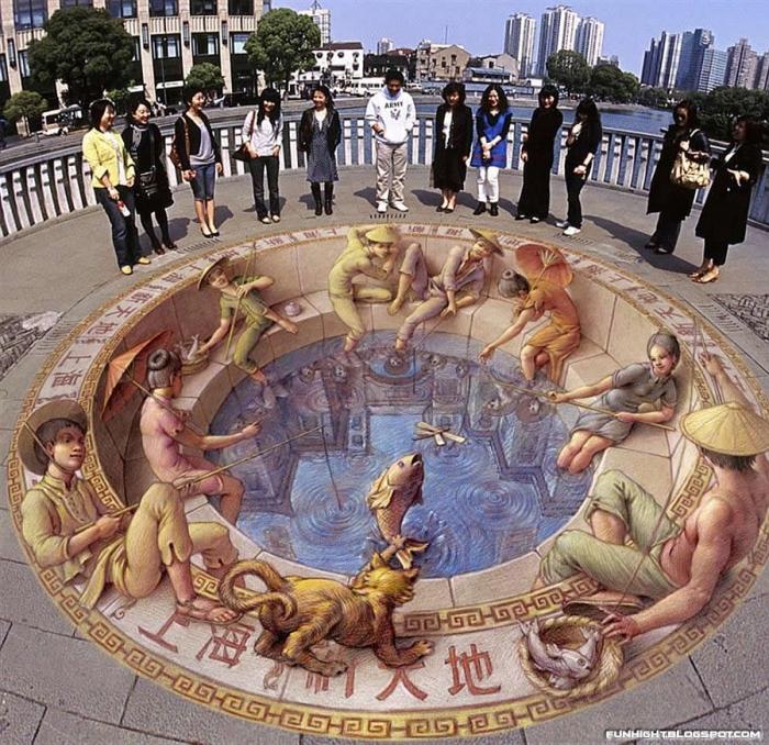 3d-art-street-art6_1333 The Incredible Art of 3D Street Painting