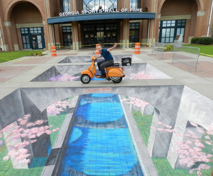 cbf_1 The Incredible Art of 3D Street Painting