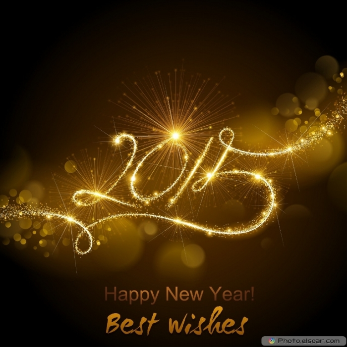 2015-Happy-New-Year-Best-Wishes Best 25 Happy New Year Greeting Cards