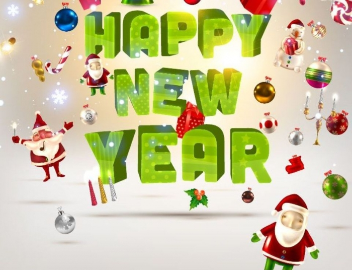 Beautiful-greeting-card-happy-new-year Best 25 Happy New Year Greeting Cards