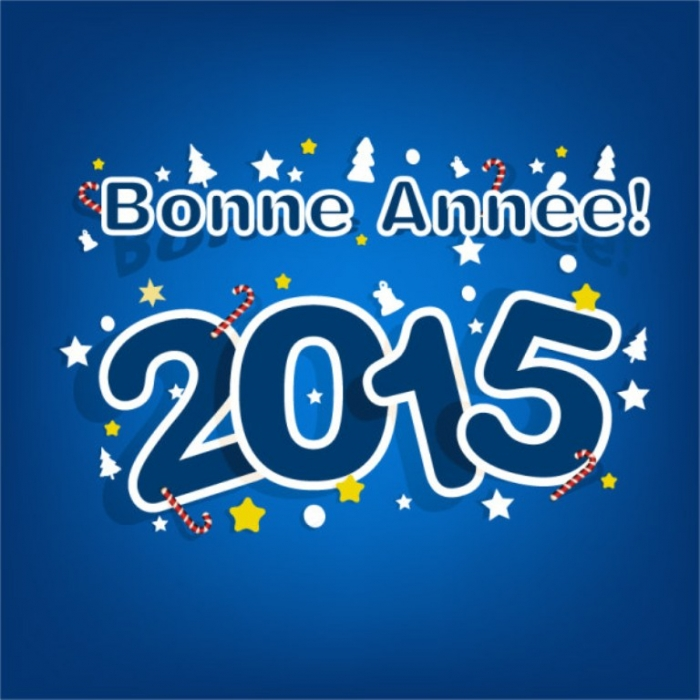 Blue-2015-new-year-christmas-greeting-card Best 25 Happy New Year Greeting Cards