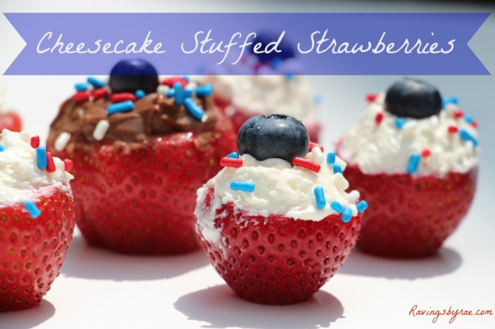 Cheesecake-Stuffed-Strawberries-MyMarianos-cbias-1024x682 Memorial Day 2018 Party Ideas ... [UPDATED]