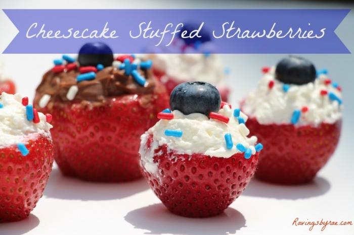 Cheesecake-Stuffed-Strawberries-MyMarianos-cbias-1024x682 Memorial Day 2018 Party Ideas ... [UPDATED]