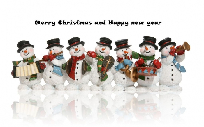 Christmas-and-happy-new-year-2015-wallpaper Best 20 Merry Christmas Greeting Cards ... [Exclusive Designs]