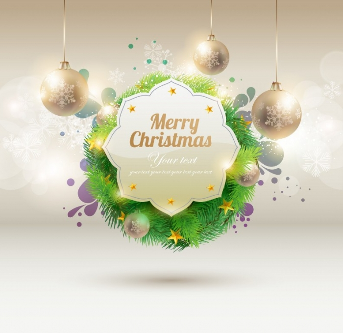 Free-Merry-Christmas-Holiday-Card Best 20 Merry Christmas Greeting Cards ... [Exclusive Designs]