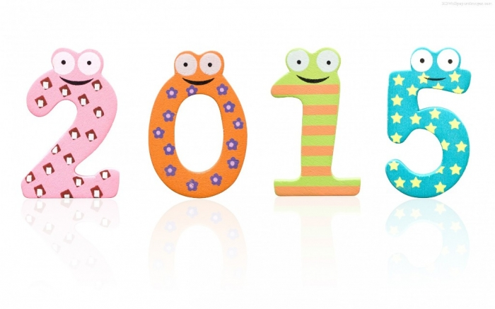 Happy New Year 2015 Greeting Cards | Pouted Online Magazine – Latest ...