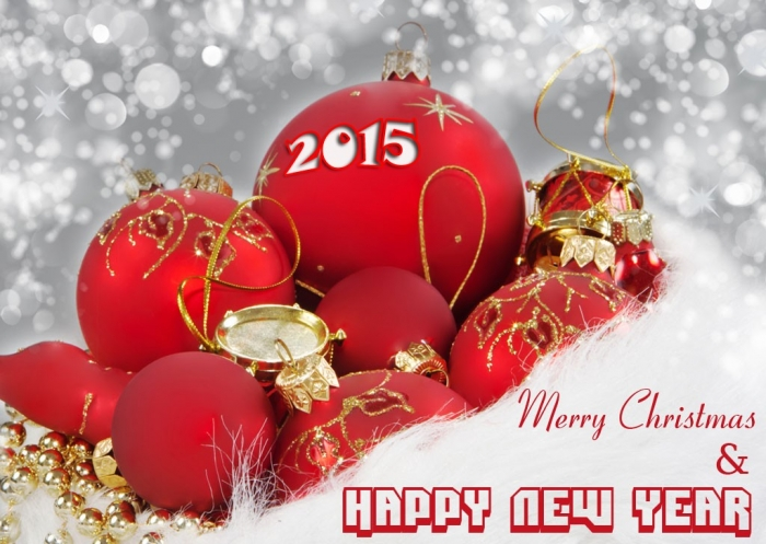 Merry-Christmas-Happy-New-Year-2015-Greeetings-Pictures-3 Best 20 Merry Christmas Greeting Cards ... [Exclusive Designs]