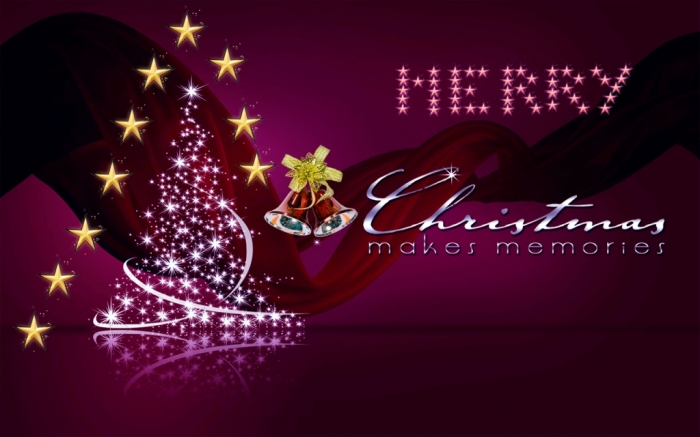 Merry-Christmas-Wallpaper-13 Best 20 Merry Christmas Greeting Cards ... [Exclusive Designs]