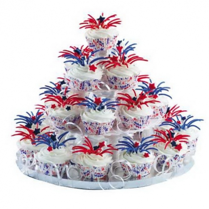 Unusually_-Delicious-_Cupcake_-Decorating-_Ideas_for_-Labor_-Day__16 Best 10 Labor Day Ideas for Family