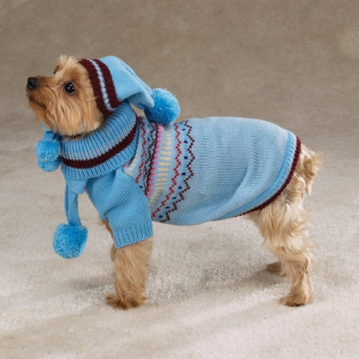 ZA585ESCTheSkiSweater Top 25 Breathtaking Dog Sweaters for Your Dog