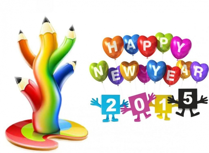 happy_new_year_2015_cartoon Best 25 Happy New Year Greeting Cards
